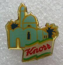 Pin's Les soupes KNORR Une Maison Minaret #1184