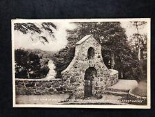 Vintage Postcard #TP2982: Tomb David Lloyd George, 1st Earl Dwyfor, Llanystumdwy