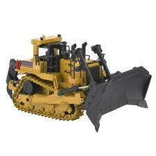 HuiNa 1700 1: 50 Metal Bulldozer Model Engineering Construction Car Vehicle Toy