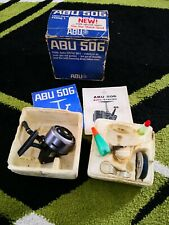 Kapselrolle ABU Product of Sweden made vintage reel match fishing closed 506