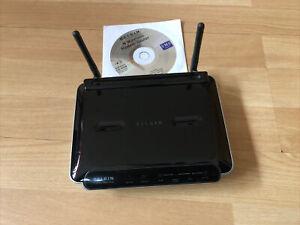 belkin n wireless router F5D8633-4 No Power Supply