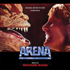 Arena - Complete Score - Limited Edition - OOP - Richard Band