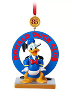 Disney Donald Duck Legacy Sketchbook Ornament - New w/ Tag - In Hand