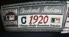 CLEVELAND INDIANS 1920 WORLD SERIES CHAMPION BASEBALL HAT CAP MEN L XL MLB 7 1/2