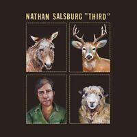 Nathan Salsburg Dritte (2018) 10-track CD Album digipak Neu/Verpackt