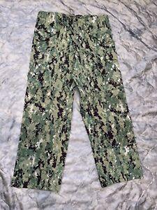 NWU Type II AOR2 Digital Woodland GORETEX Trousers Pants - Medium Regular M-R