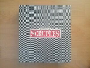 A Question Of Scruples Game - 1986 Milton Bradley - 100 % Complete