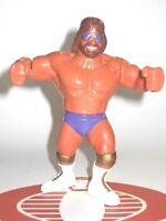 WWF WWE Action Figure Macho King Randy Savage Hasbro #1024