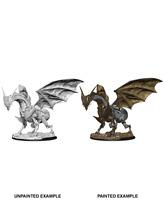 figurine HD mini wizkids JDR D&D pathfinder W9 Clockwork Dragon XXL