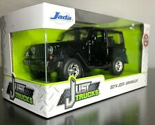 JADA Jeep Wrangler Die Cast Metal