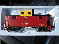 LIONEL 6-85298 PRR N5B LIGHTED CABOOSE 478884 O GAUGE train car pennsylvania NEW