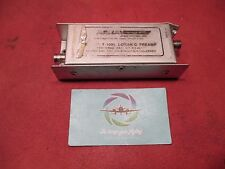 ARNAV T-1000 Loran C Preamp Antenna  TSO-C60A PN 455-6021