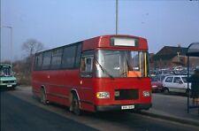 XNK 194X Hunter on  hire to Sheldon, North Anston 6x4 Quality Bus Photo