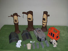 star wars vintage parts lot 1978-83 kenner