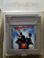 New listing Indiana Jones and the Last Crusade (Nintendo Game Boy, 1994) Tested and works.
