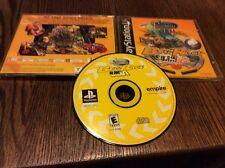 Pro Pinball: Big Race USA (Sony PlayStation 1, 2000) Used Free US Shipping Fun