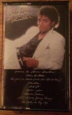 Thriller by Michael Jackson (Cassette, Dec-1982, Sony Music Distribution (USA))