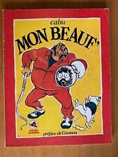 Cabu lot de 4 BD Mon Beauf', Duduche, Catherine (originaux)