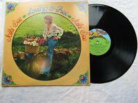 KIKI DEE LP LOVING & FREE rocket 1973