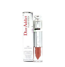 Dior Addict Fluid Stick Nude Lip Gloss Lipstick 229 Beige Passion