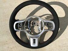 RED v2 Stitching Lancer EVO X EVO 10  Steering Wheel Wrap Suede