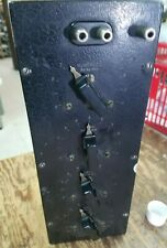General Radio Decade Resistance Box Type 602k