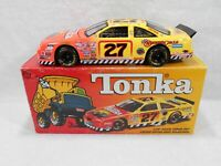 KENNY IRWIN JR. #27 TONKA 1/24 ACTION 1997 NASCAR DIECAST FORD THUNDERBIRD