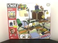 K'NEX Pronto Building Set Super Mario 3D Land Nintendo Toys W/ Original Box