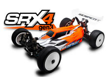 Serpent Spyder RC Buggy 1:10 4WD # SRX4 Gen3 500015