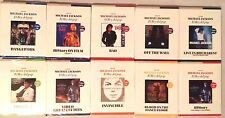 Michael Jackson Full Collection (10 Vol) El Rey Del Pop Limited Edition Sealed