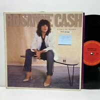 Roseanne Cash Right Or Wrong- Capitol 36155 Country LP VG+-/VG+-