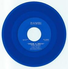 DOO WOP 45 THE MOOD MAKERS DREAM A DREAM ON BAMBI VG+ BLUE WAX REPRO