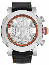 Romain Jerome Titanic-DNA Steampunk Chronograph Automatic Men's Watch RJ.T.CH.SP