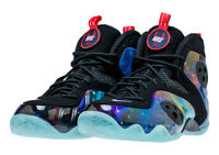 """02.22.2019 NIKE ZOOM ROOKIE PRM """"GALAXY"""" CI2120-001 Black Action Red Men's NEW!"""