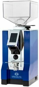 Eureka CD Blue Electric Coffee Grinder with Steel Quern Mignon Specialita