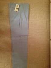 Pants-Bernard Couture size 14 baby blue