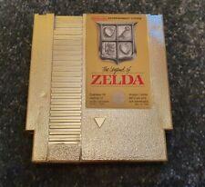 Nintendo Nes game - The Legend of Zelda -  Pal A uk