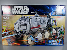 New Factory Sealed Star Wars The Clone Wars 2011 Lego 8098 Clone Turbo Tank