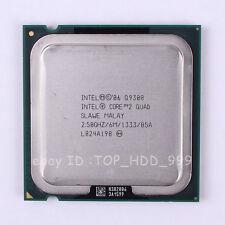 Intel Core 2 Quad Q9300 SLAWE LGA 775 2.5 GHz 1333 MHz Quad-Core CPU Processor