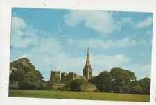 Chichester Cathedral 1962 Postcard 574a