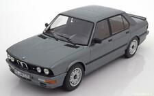 BMW M535I M5 E28 1986 GREY METALLIC NOREV 183261 1/18 METAL 2000 PIECES M 535