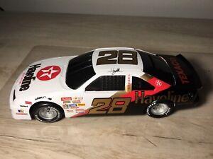 XRARE 1:24 Davey Allison #28 BLACK & WHITE HAVOLINE 1992 DieCast NASCAR bv $125.