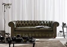 Chesterfield Sofa Couch Polster Garnitur 3 Sitzer Sofas Klassisch Neu Richmond