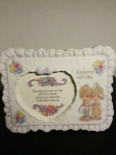 * Precious Moments - REJOICING WITH YOU PICTURE FRAME
