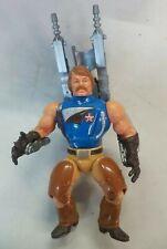 Vintage Mattel He-Man Masters of the Universe (MOTU) 1985 Rio Blast Figure