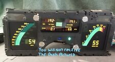 "REPAIR SERVICE"" 1984,85,86,87,88,1989 CORVETTE DASH INSTRUMENT CLUSTER REPAIR"