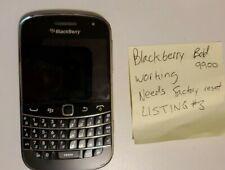 Blackberry Curve 9900 -- Works -- Listing #3