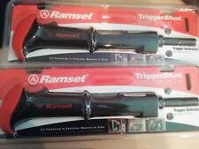 1x Ramset Trigger Shot 71200106 Power Actuated Gun 22 Caliber Hammer Tool