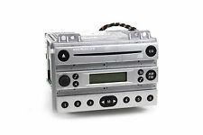 original Ford Auto Radio CD-Radio 4500 RDS EON Fiesta 6 Fusion silber Doppel DIN