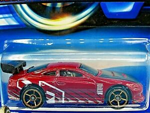 HOT WHEELS VHTF 2006 FIRST EDITIONS SERIES NISSAN SILVIA S15 FASTER THAN EVER